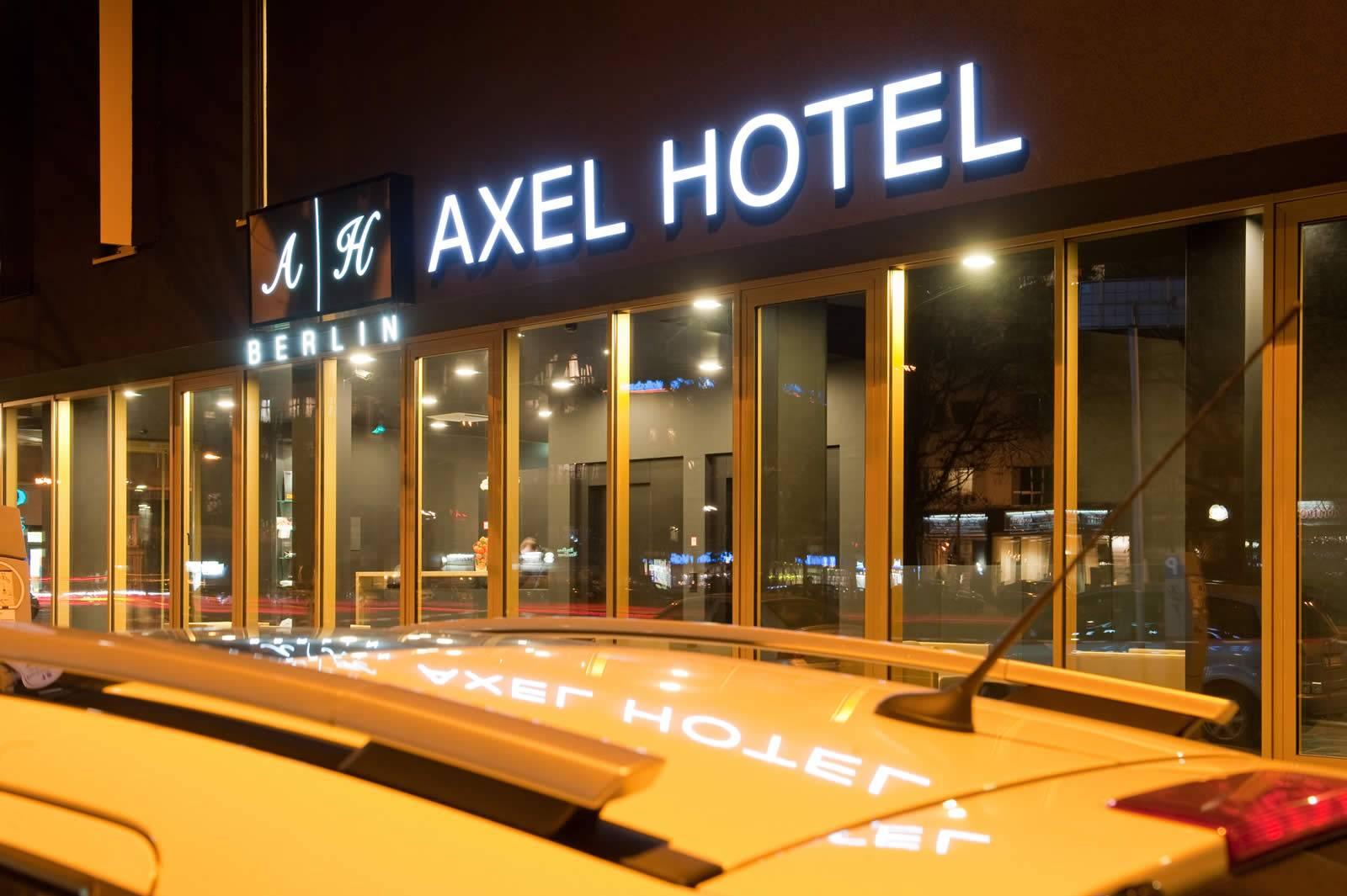 Axel Hotel Barcelona Urban Spa