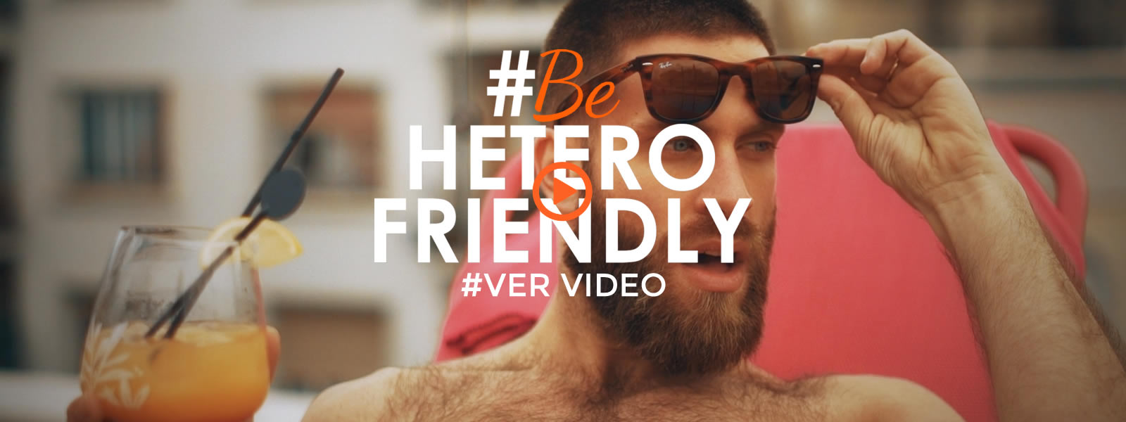 #Be Heterofriendly