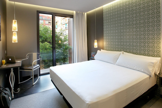 Our Two Hotel Barcelona By Axel Located In The Heart Of Xample And With Its Own Parking Same Building Has 87 Magnificent Rooms Fully