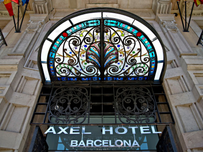 Hotel exclusivo gay en barcelona